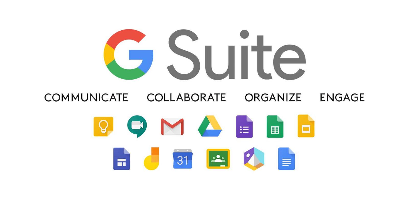 G Suite 2015 redesign case study