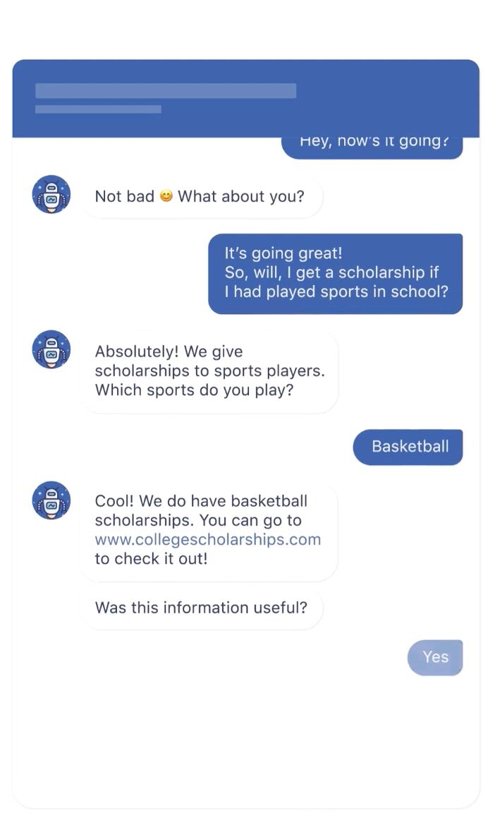 Freshdesk chatbot example