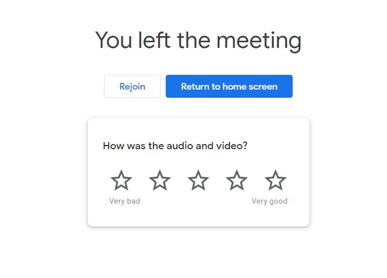 How Google collets customer feedback