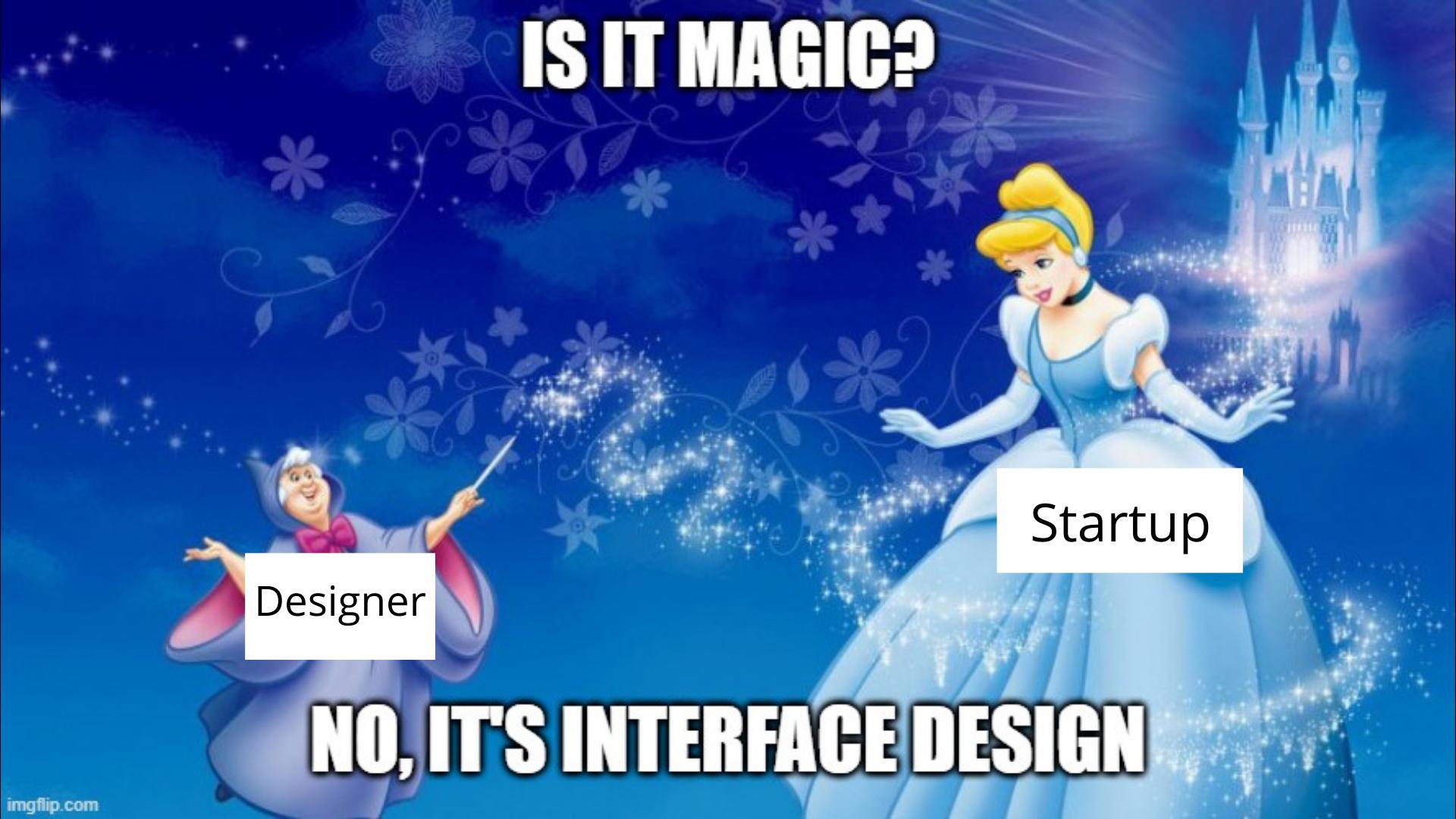 interface design meme