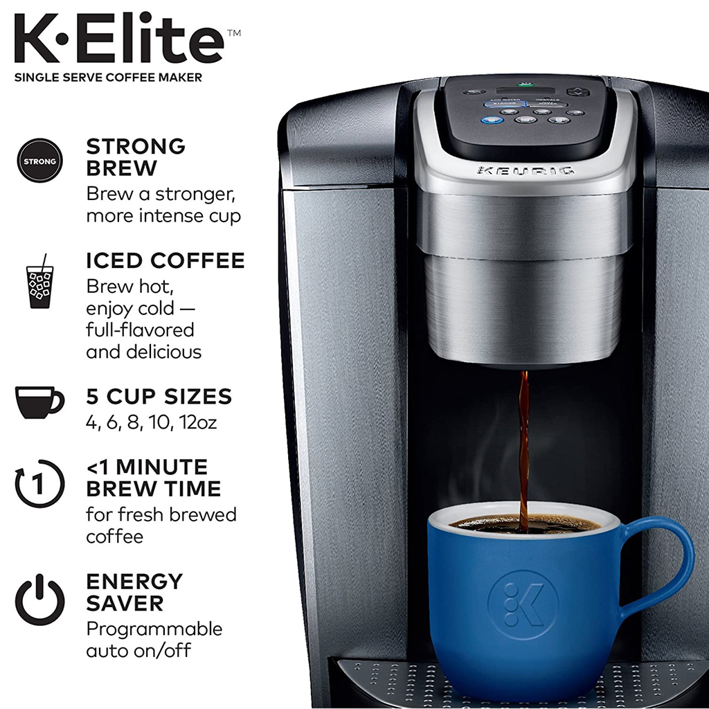 Best Single-Serve Coffee Maker