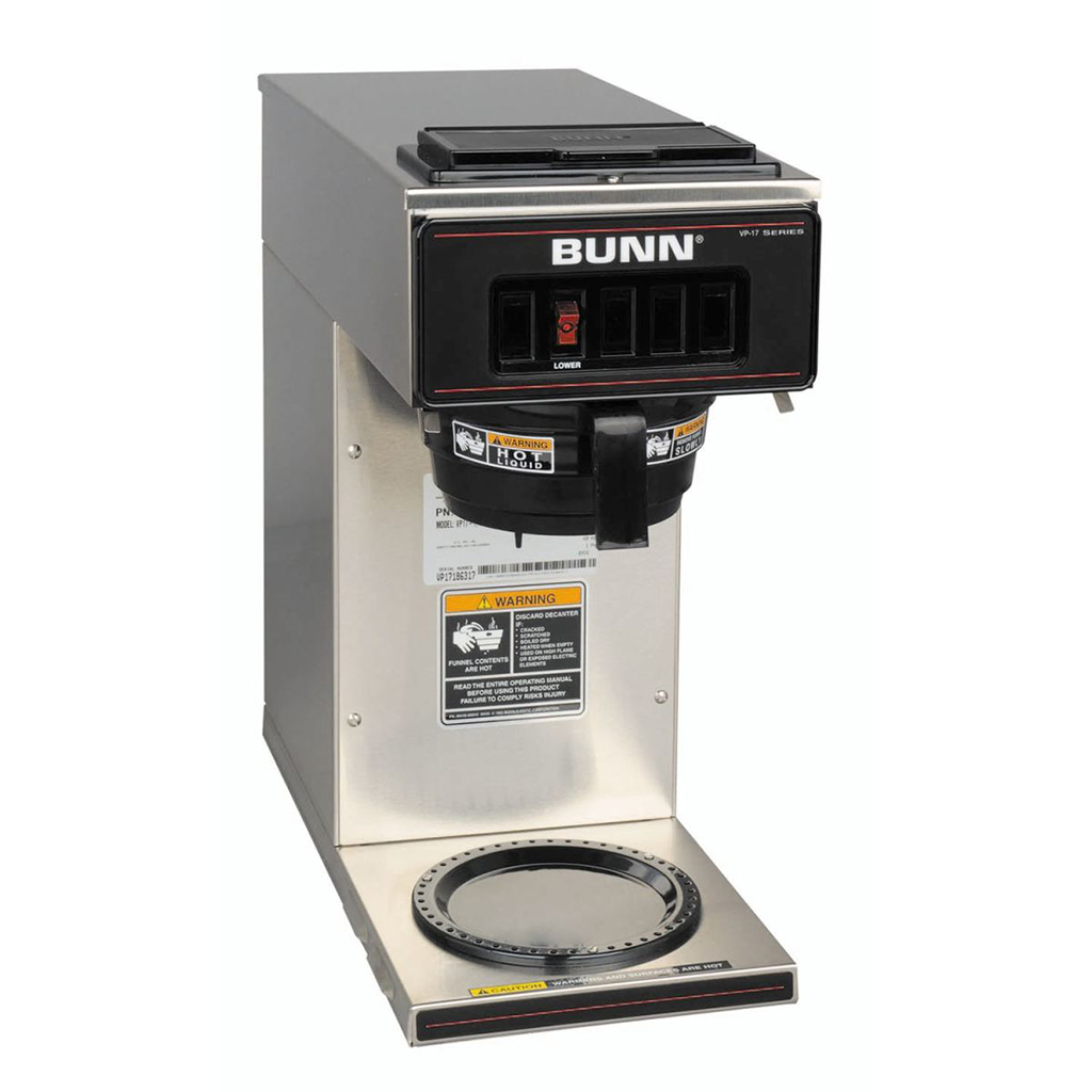 BUNN VP17 Series