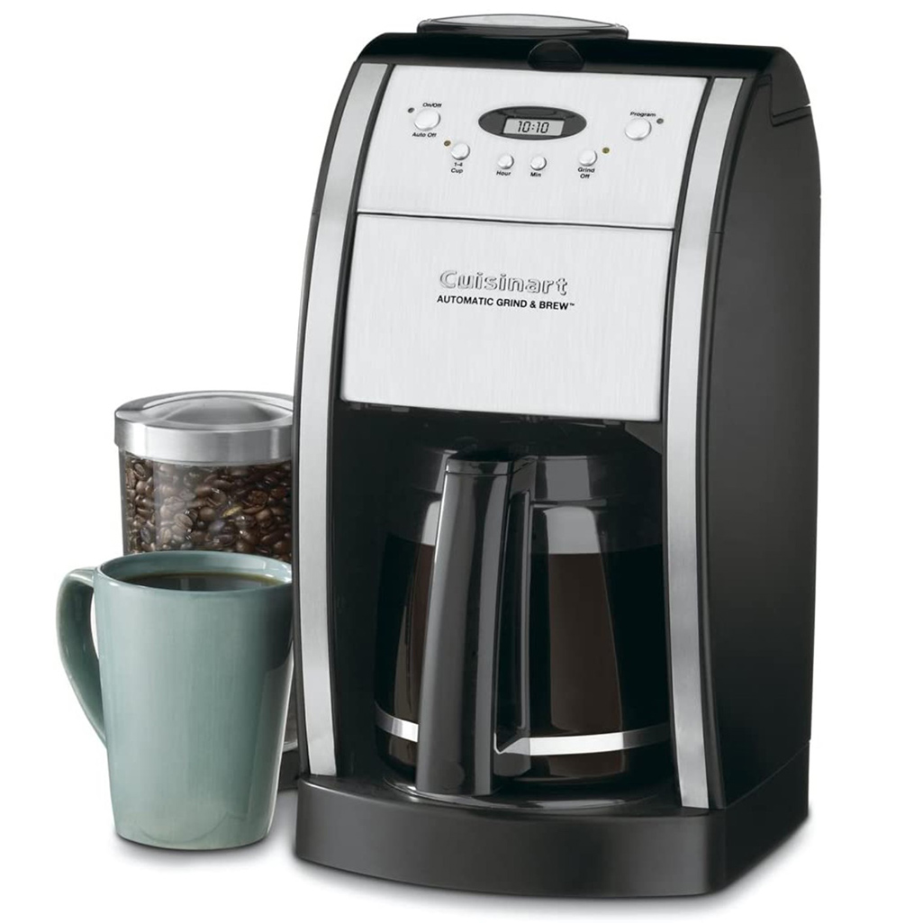 Cuisinart DGB-550 Grind & Brew