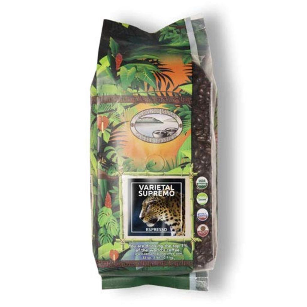 Camano Island Coffee Varietal Supremo