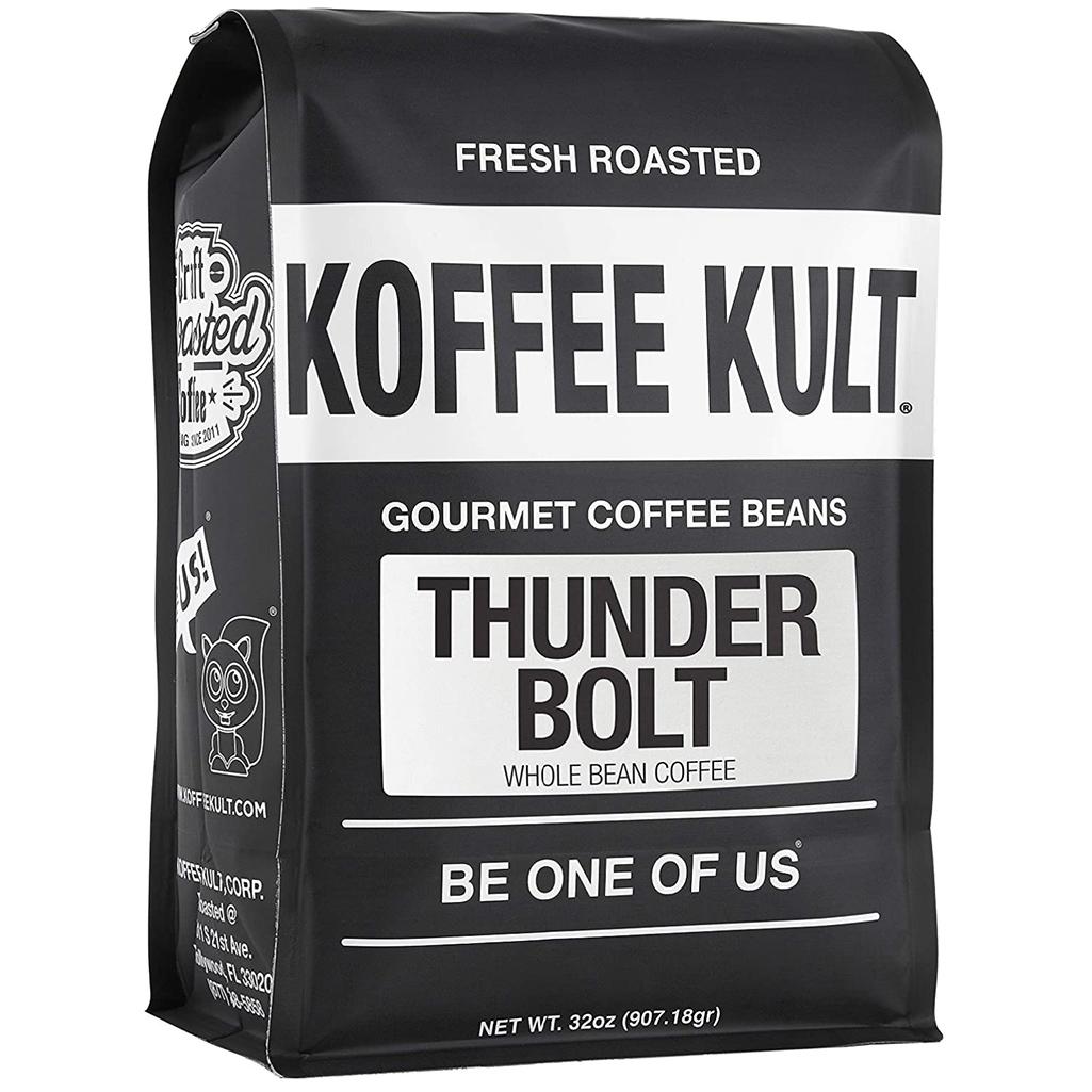 Koffee Kult Thunder Bolt French Roast