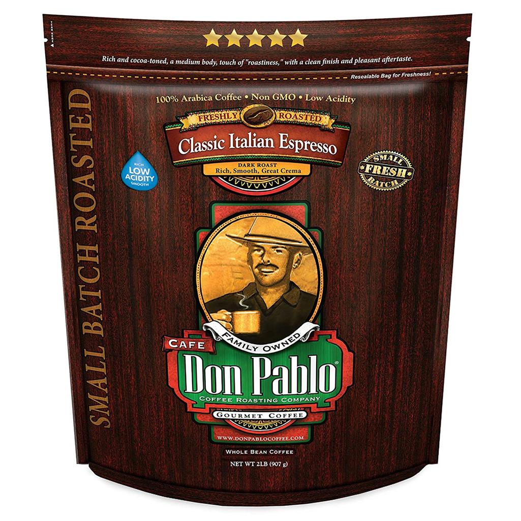 Cafe Don Pablo Classic Italian Espresso