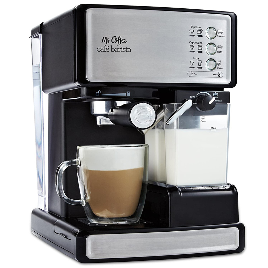Mr. Coffee Cafe Barista ECMP1000