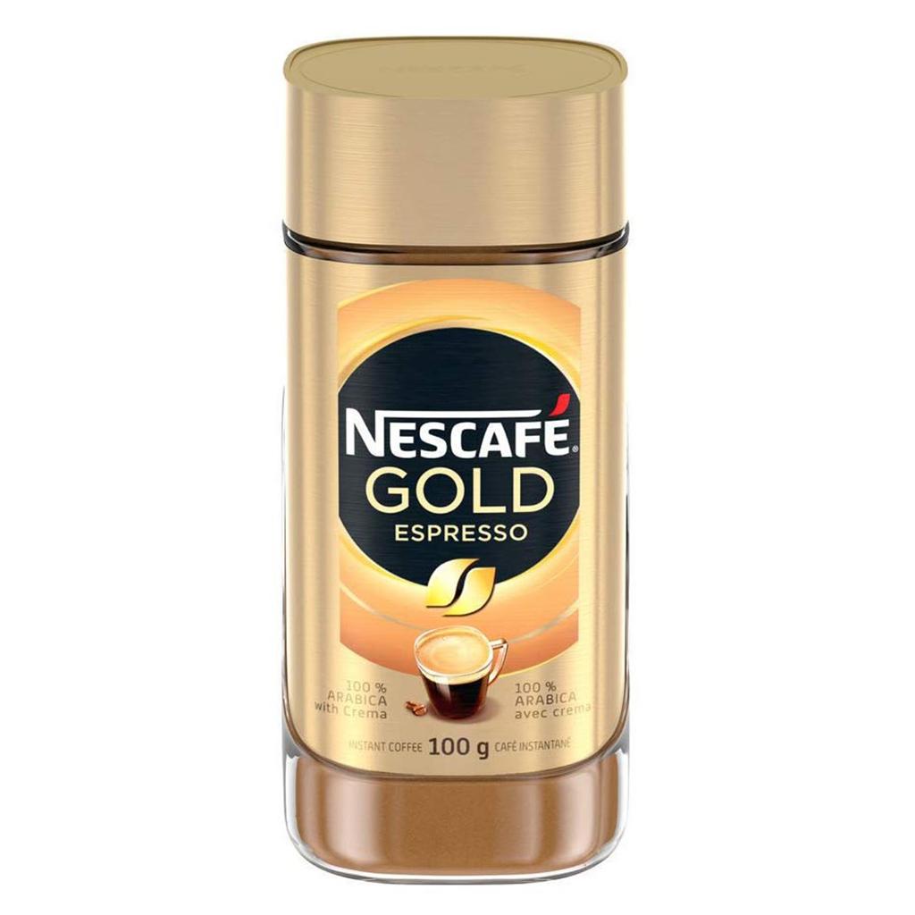 NESCAFE Gold 100% Arabica Instant Espresso