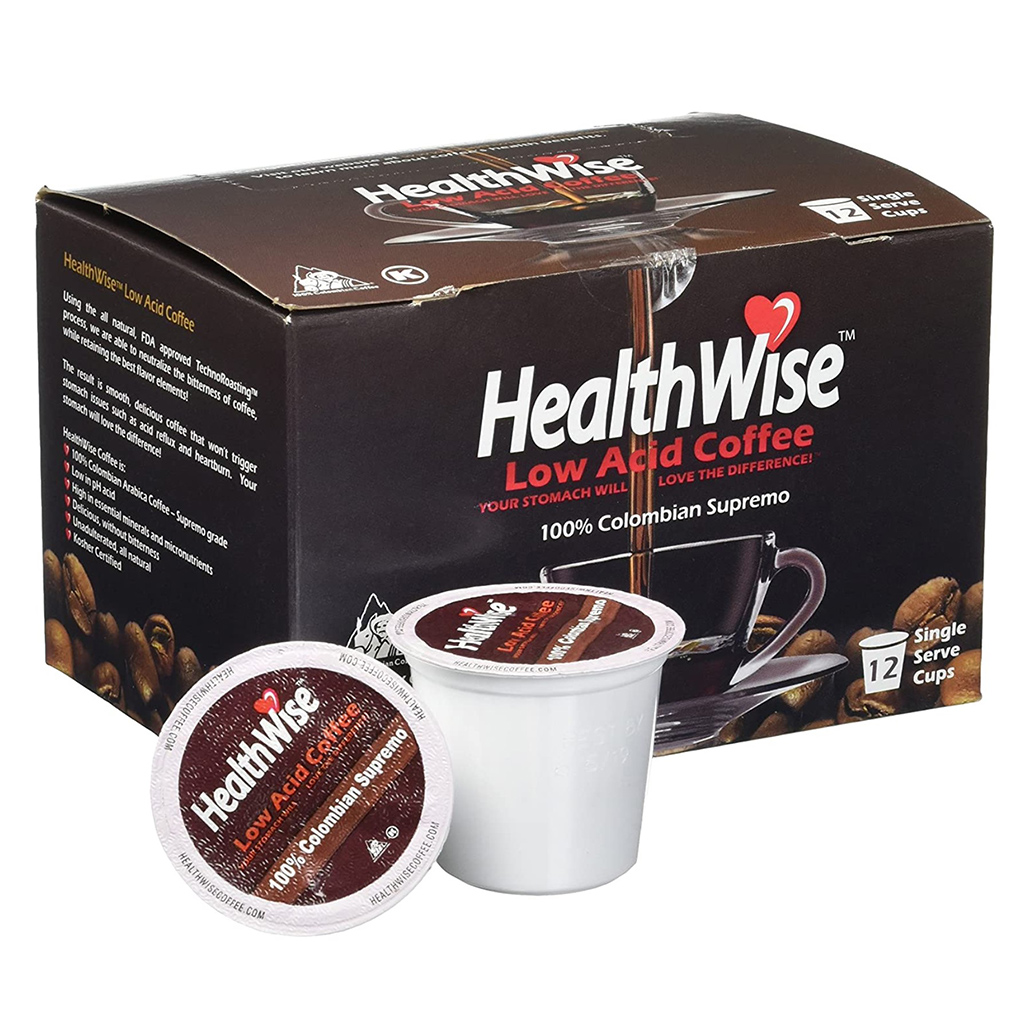 Healthwise Low-Acid K-Cups
