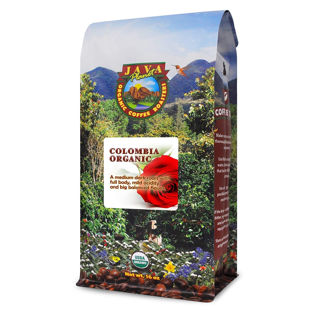 Java Planet Colombian Low-Acid