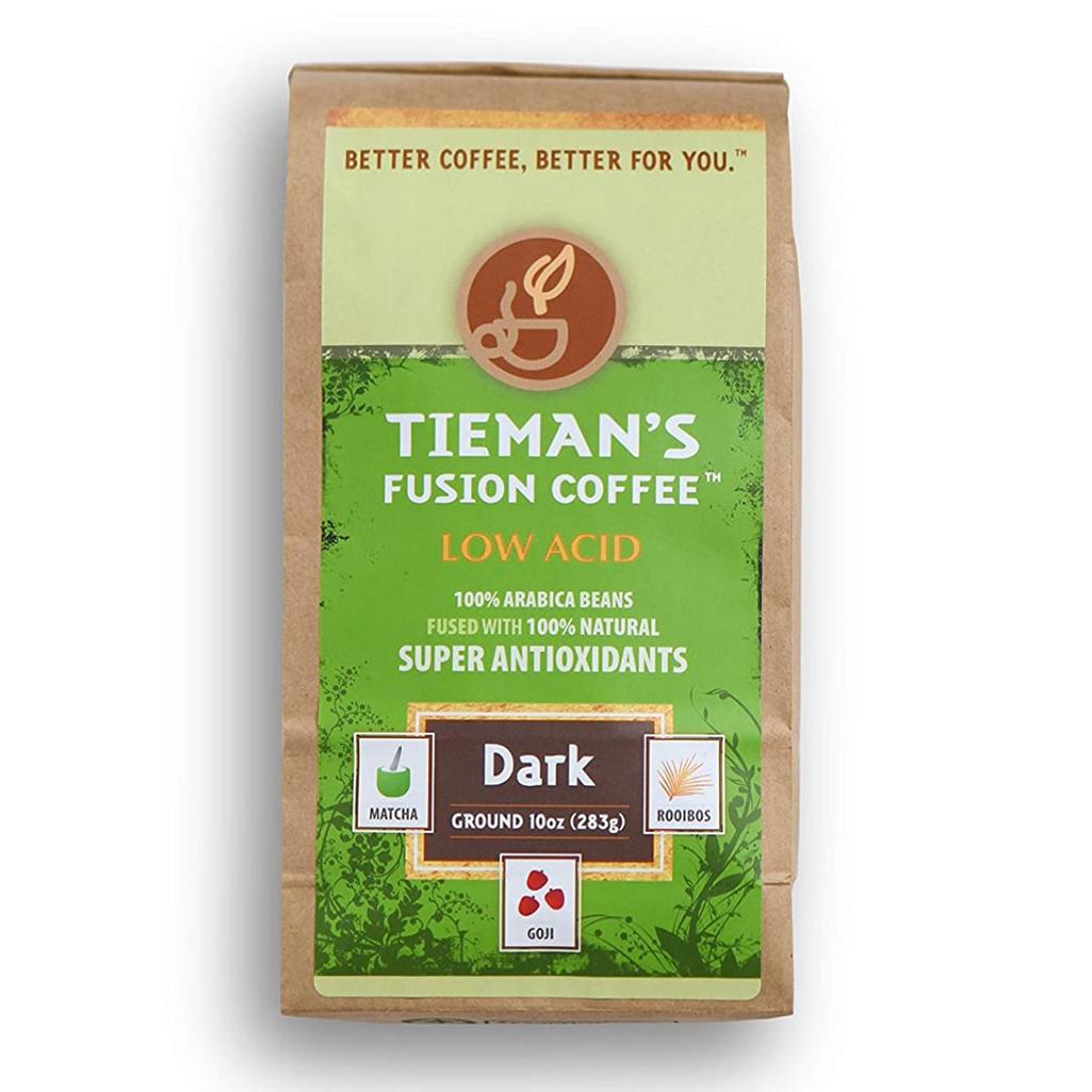 Tieman's Fusion Coffee Low-Acid