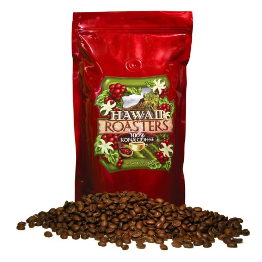 Hawaii Roasters 100% Kona Coffee