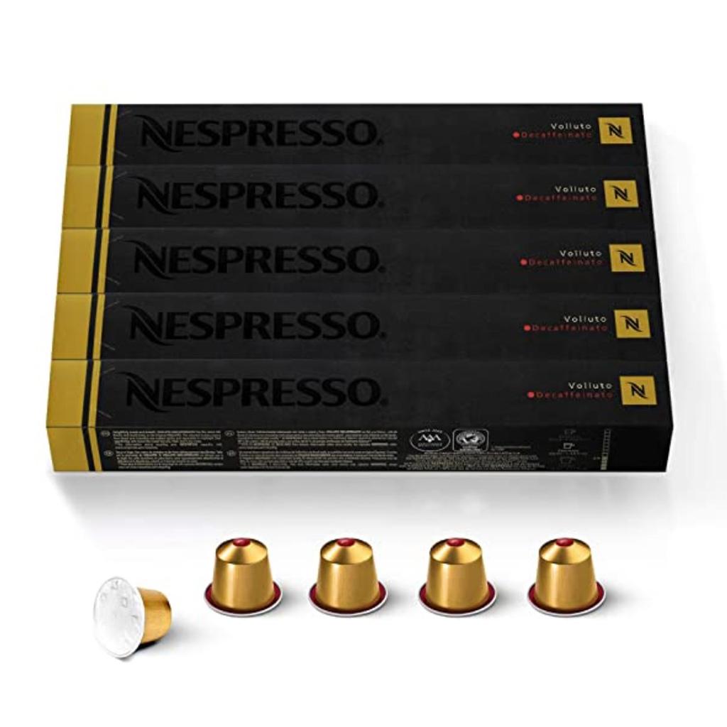 Nespresso Volluto Decaffeinato Capsules (OriginalLine)