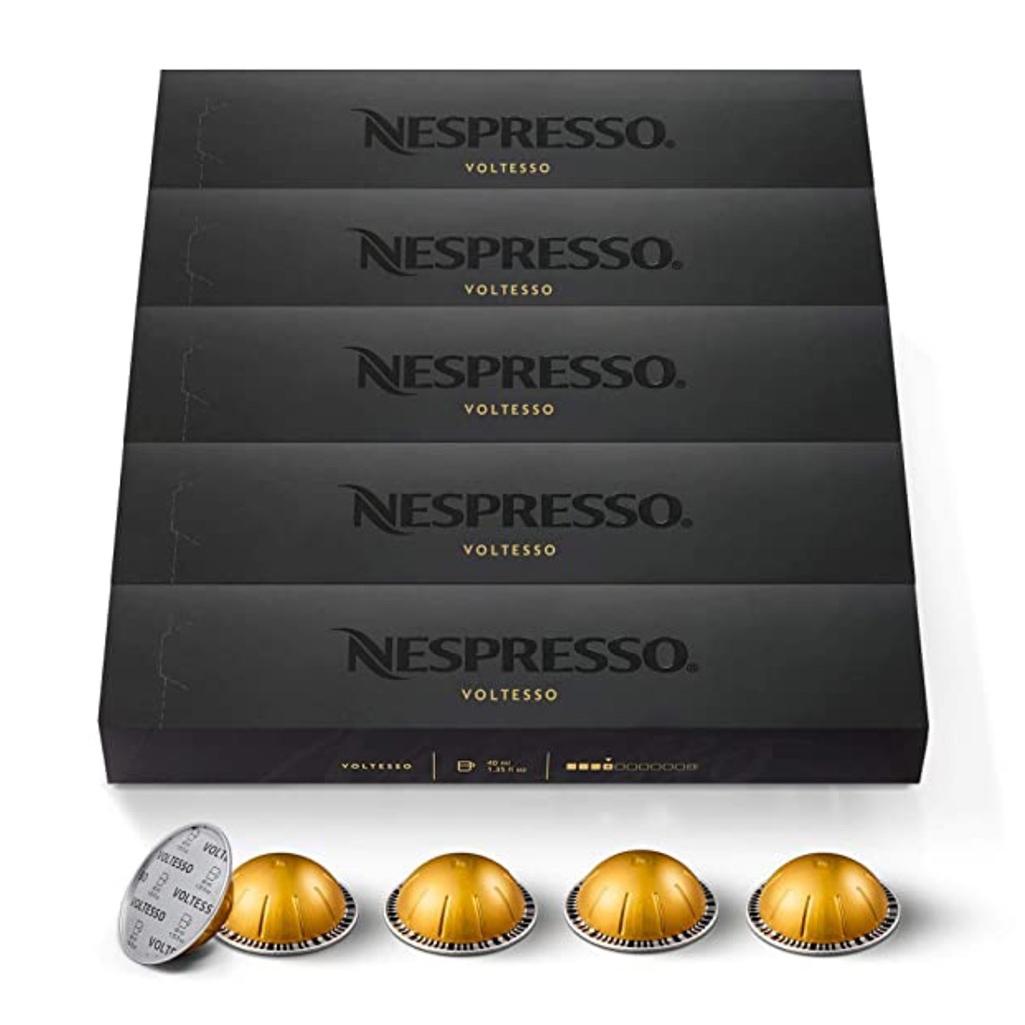 Nespresso Voltesso Capsules (VertuoLine)