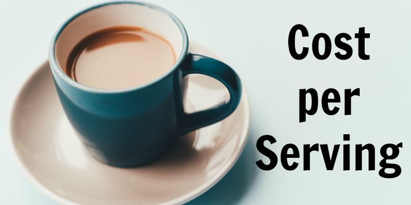 nespresso vs keurig cost per serving