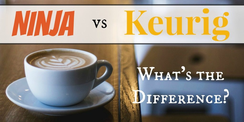 ninja coffee bar vs keurig