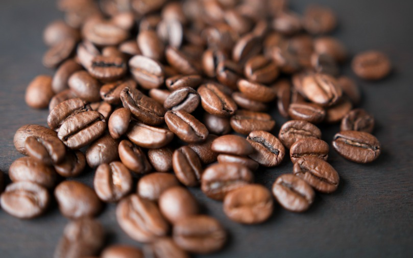 eating coffee beans is good for your health