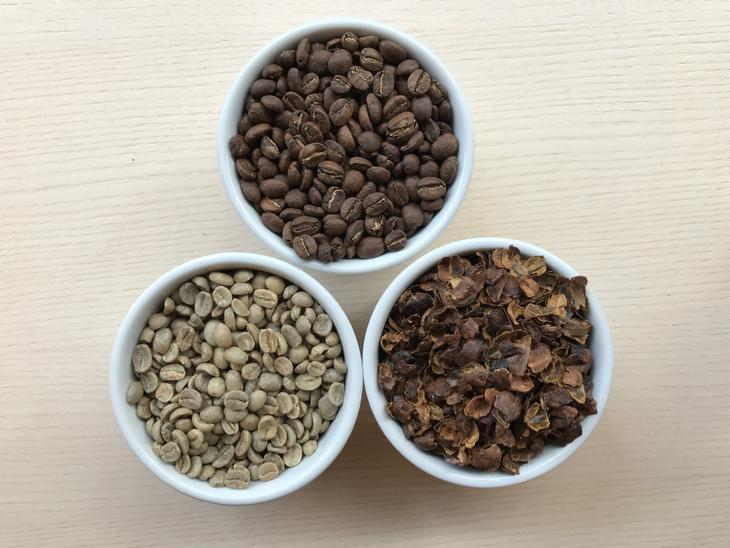 different roasts of ethiopian coffee beans