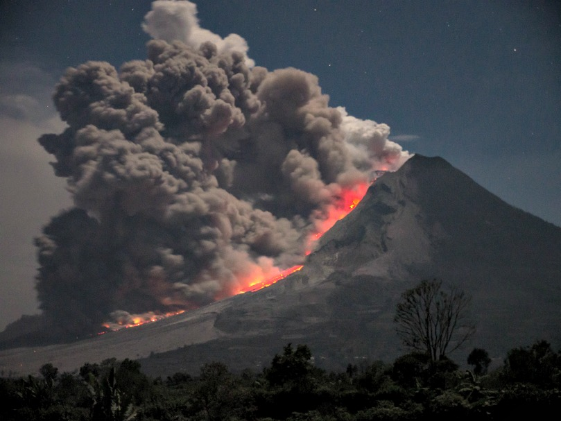 volcanoes give indonesian coffee its unique flavor profile