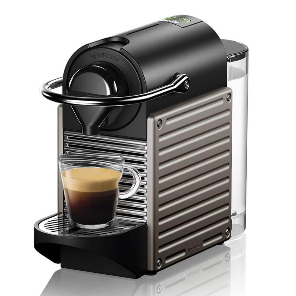 nespresso pixie espresso machine by breville