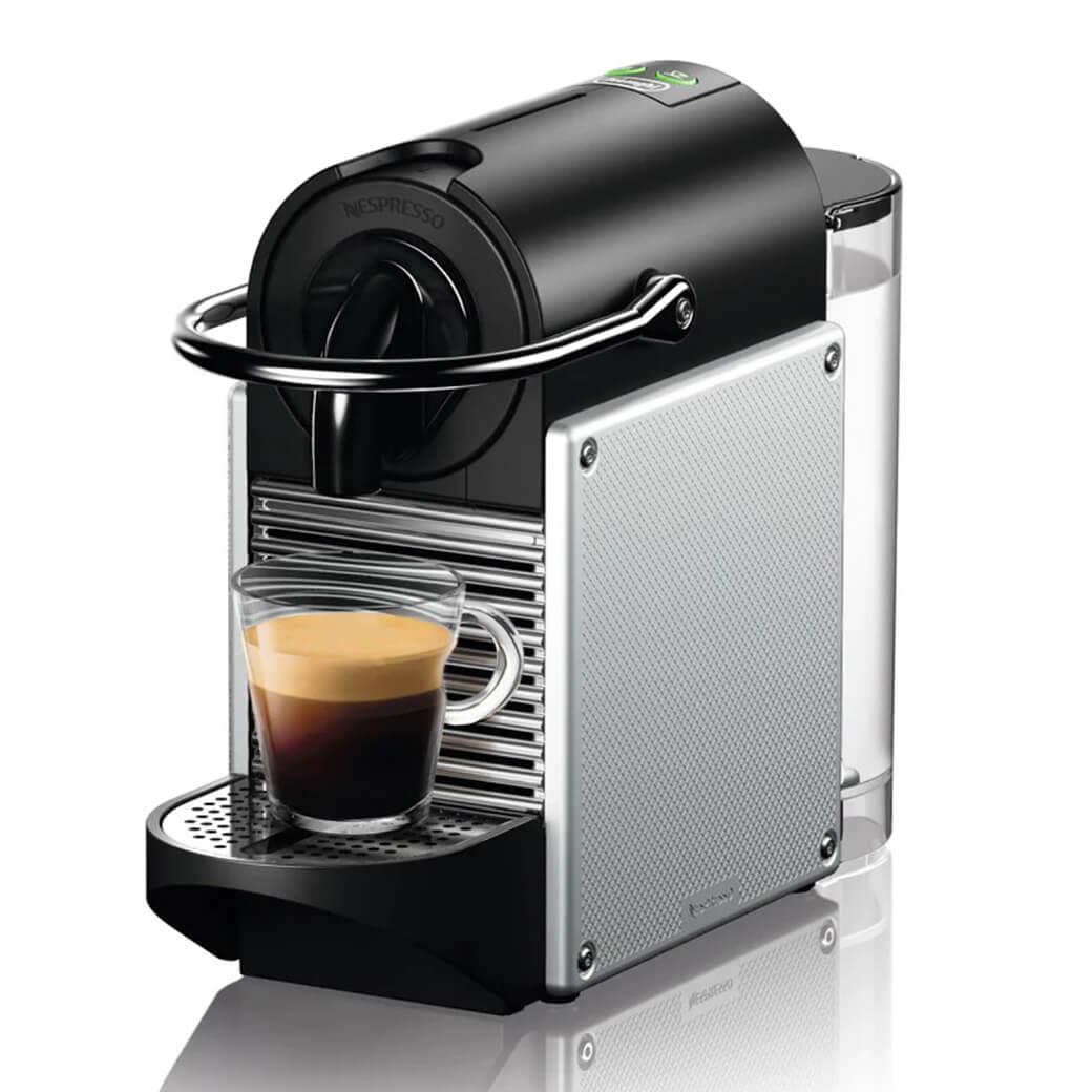 nespresso pixie espresso maker by delonghi