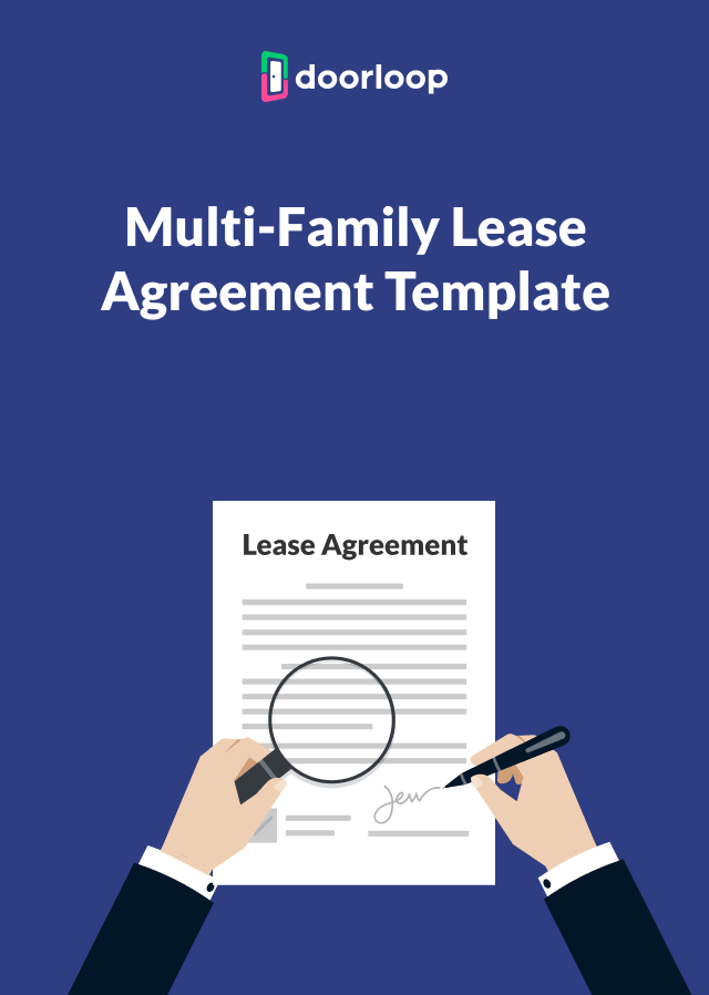 Multi-Family Lease Agreement Template
