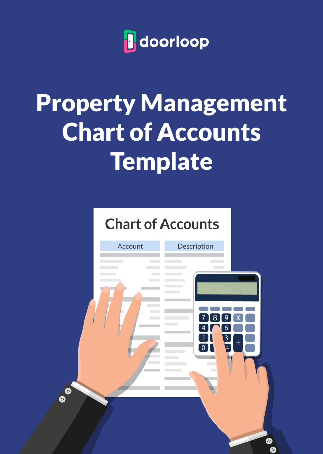 Property Management Chart of Accounts Template