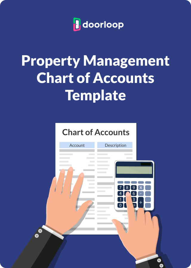 free property management chart of accounts template download