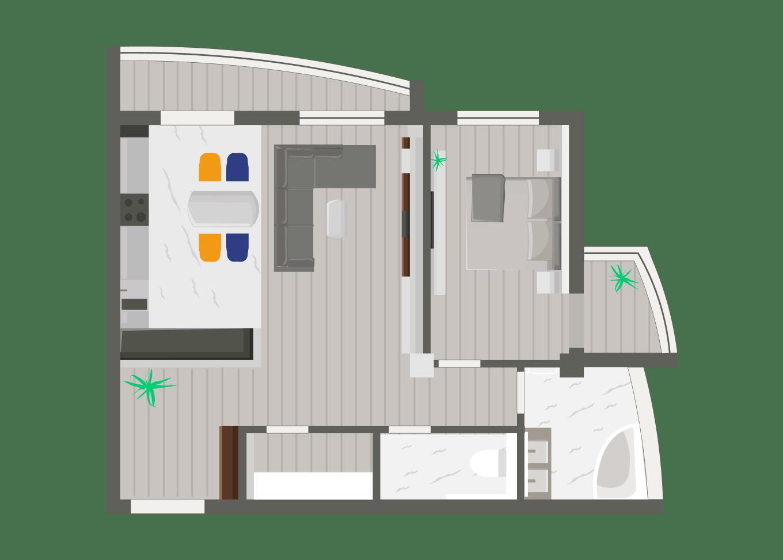 online floor plan 3d modeling