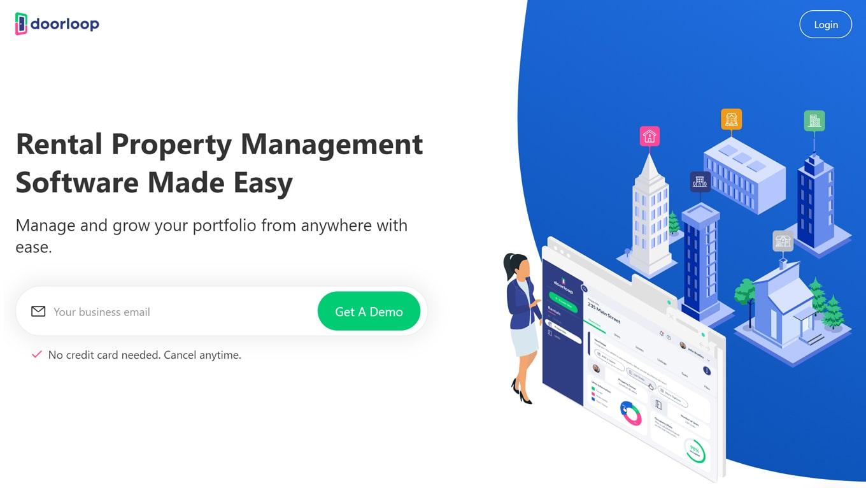doorloop property management accounting software