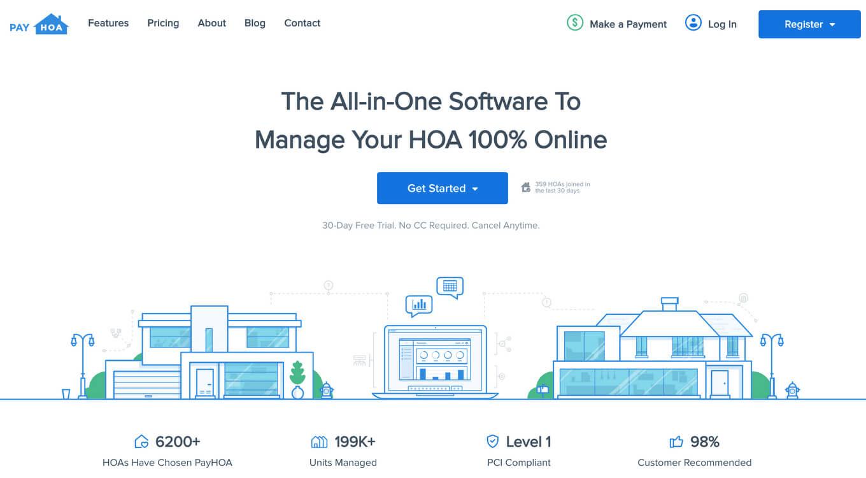 PayHOA Condo Management Software