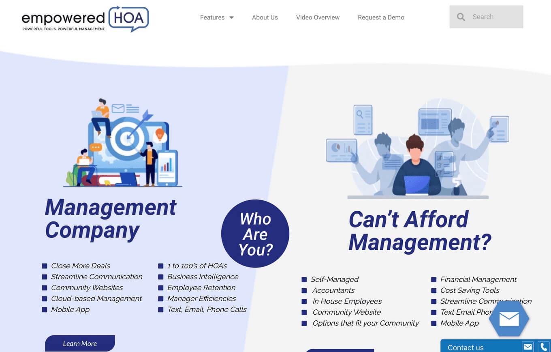 Empowered Hoa Management System