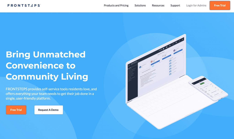 FrontSteps Community Association Software