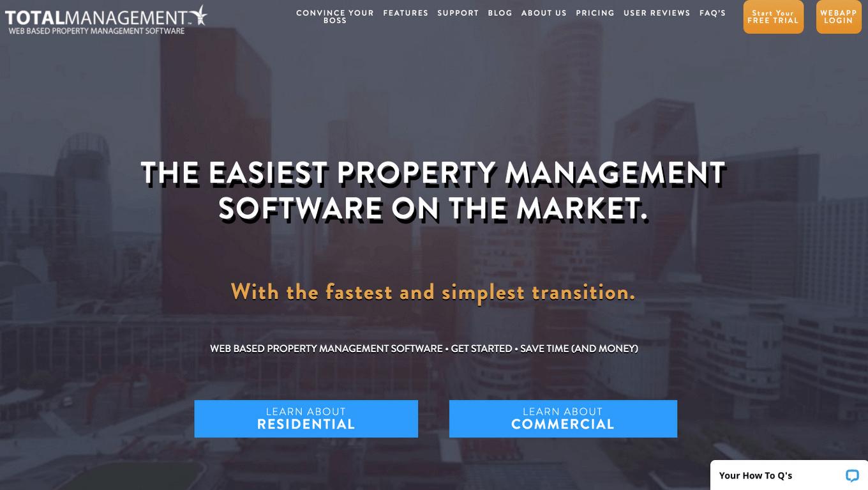 Total Management Property System