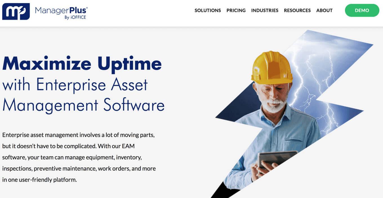 ManagerPlus Work Order Management Software