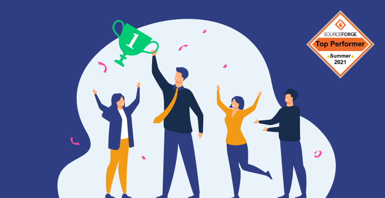 DoorLoop Wins 2021 Top Performer Award for Best Reviews