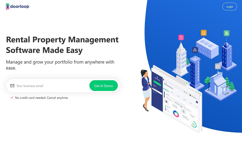 DoorLoop rental property management software
