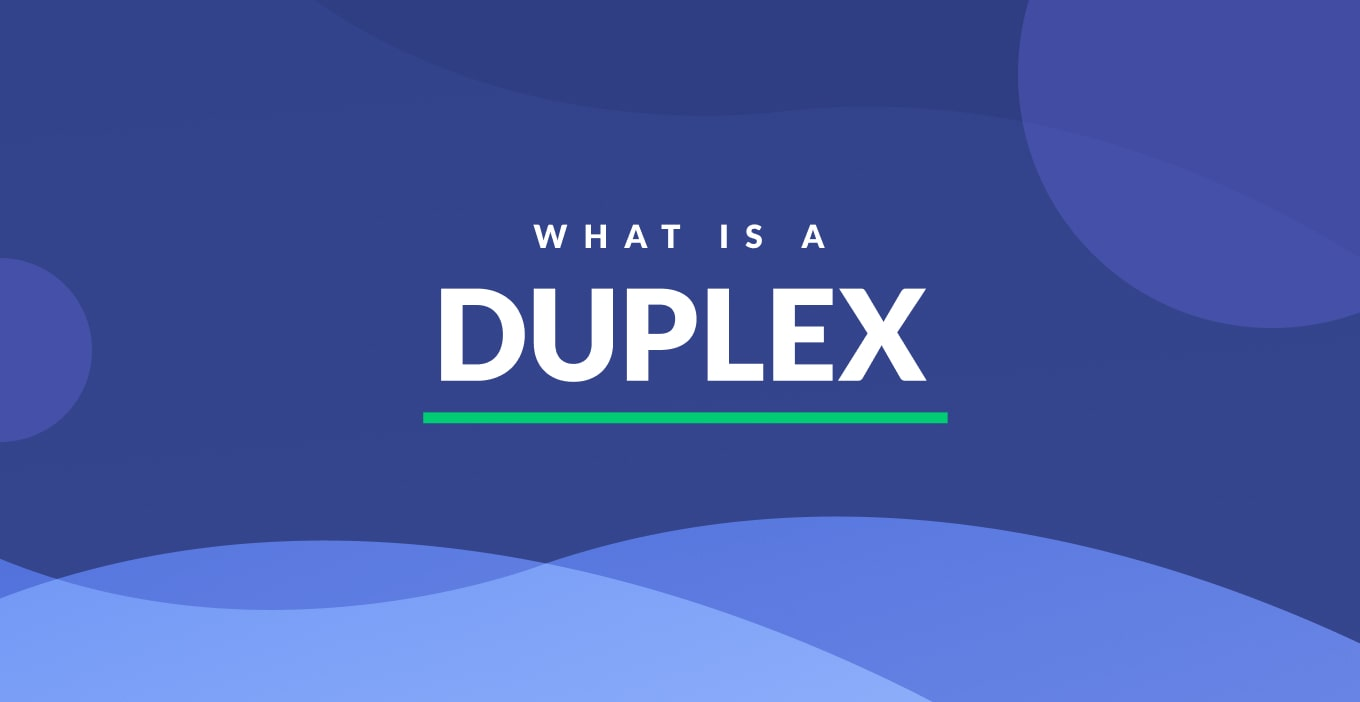 What Is A Duplex   Definition & Examples