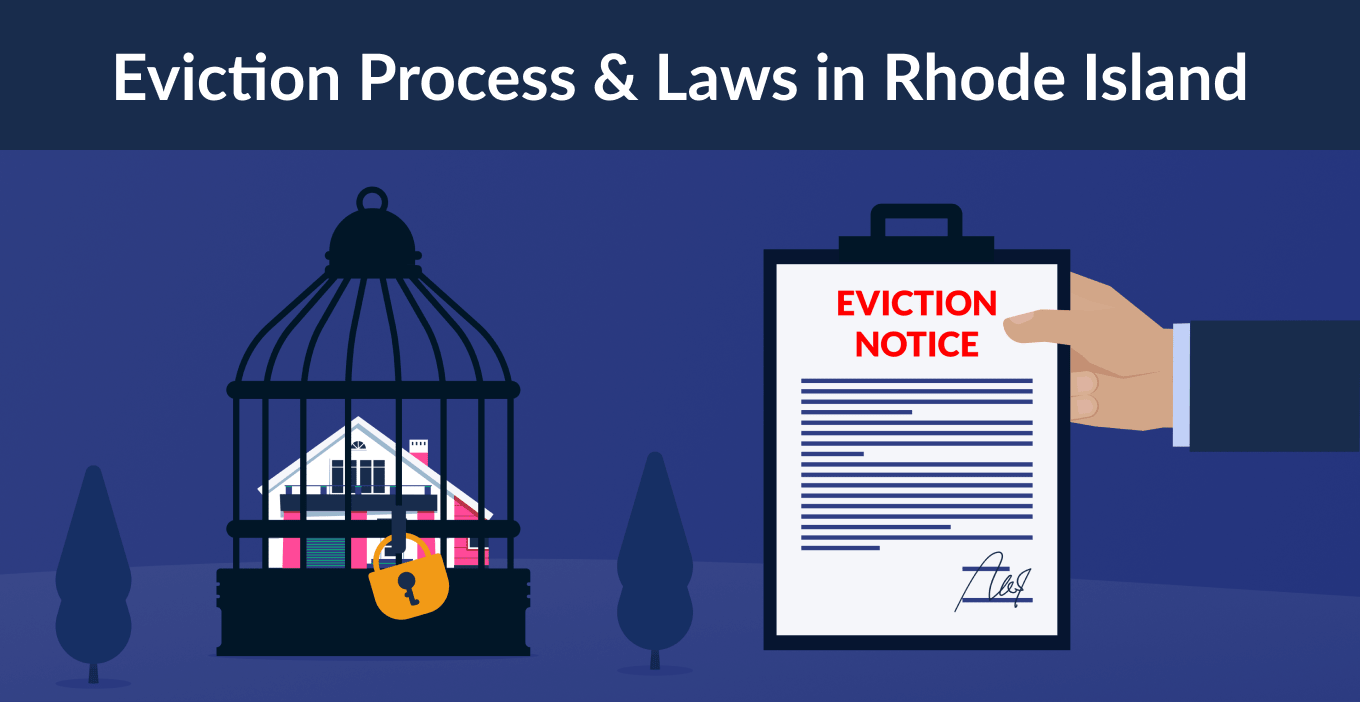 Rhode Island Eviction Laws: The Process & Timeline In 2021