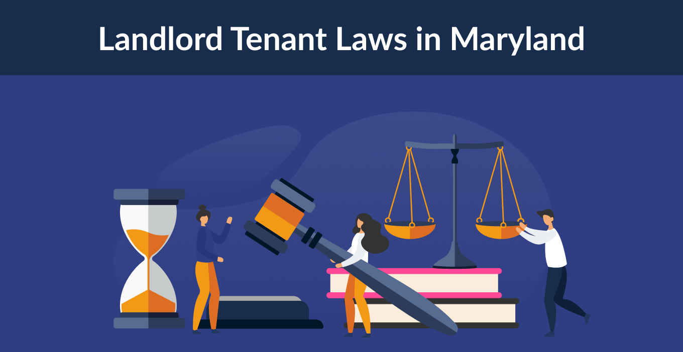 Maryland Landlord Tenant Laws & Rights for 2021