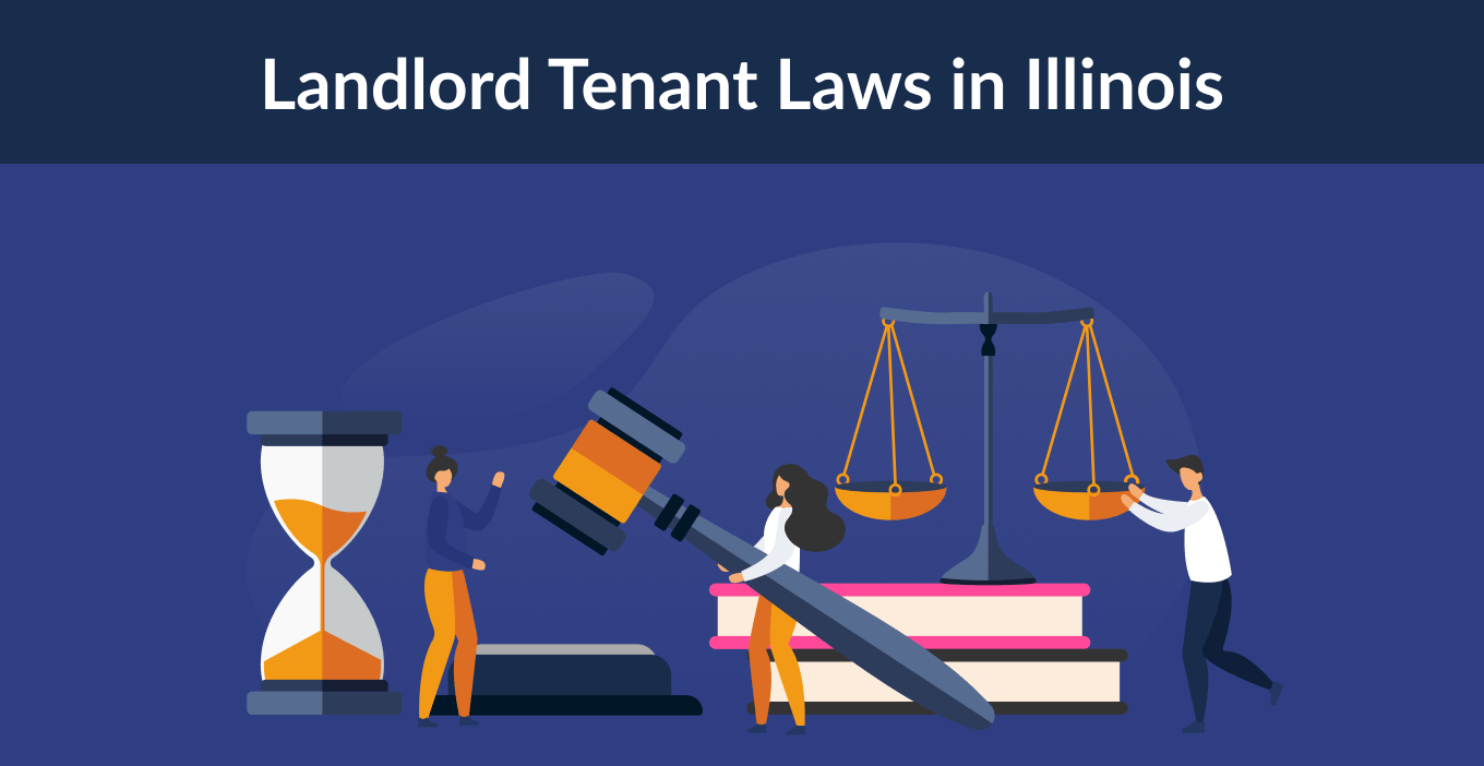 Illinois Landlord Tenant Laws & Rights for 2021