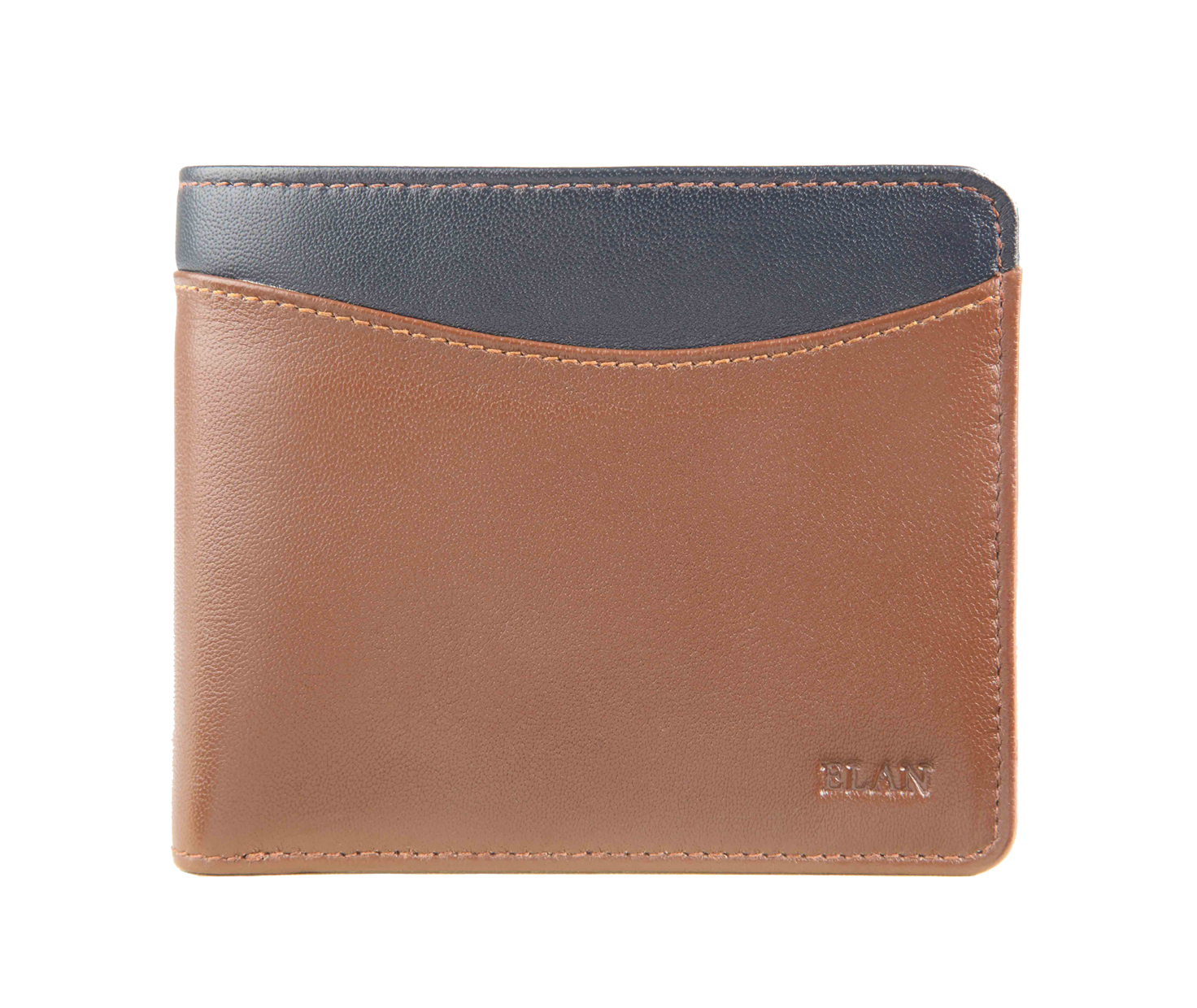 Bifold Card Wallet with Money Clip