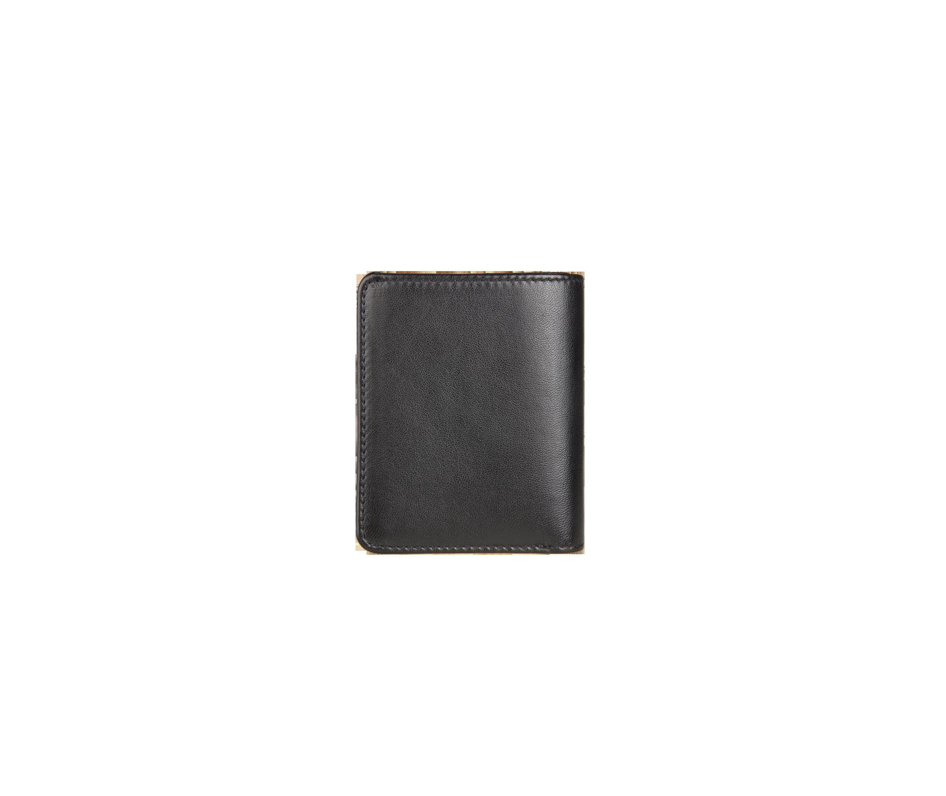 branded card holder wallet