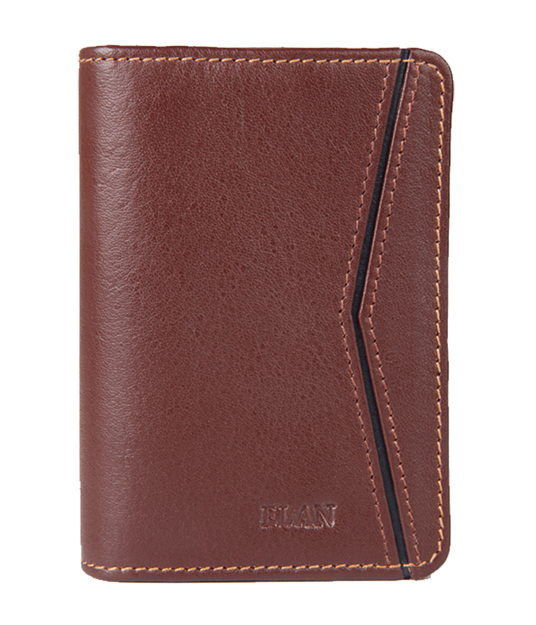 Classic Leather Business Card Holder