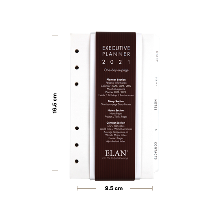 Executive Planner Refill Set