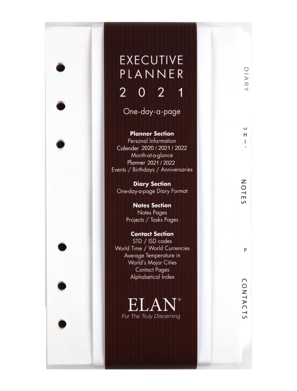 Executive Planner Refill Set
