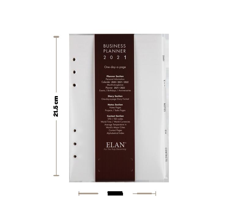 Business Planner Refill Set