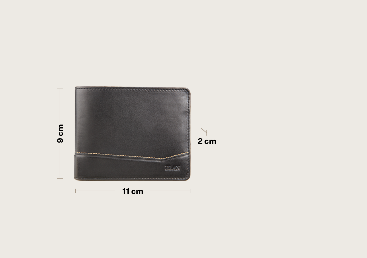 Bifold Coin Pouch  Wallet