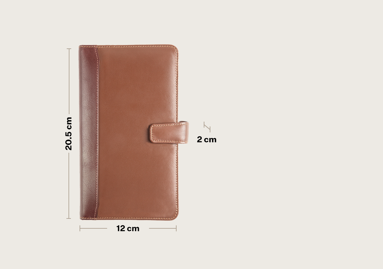 Leather InstaNote