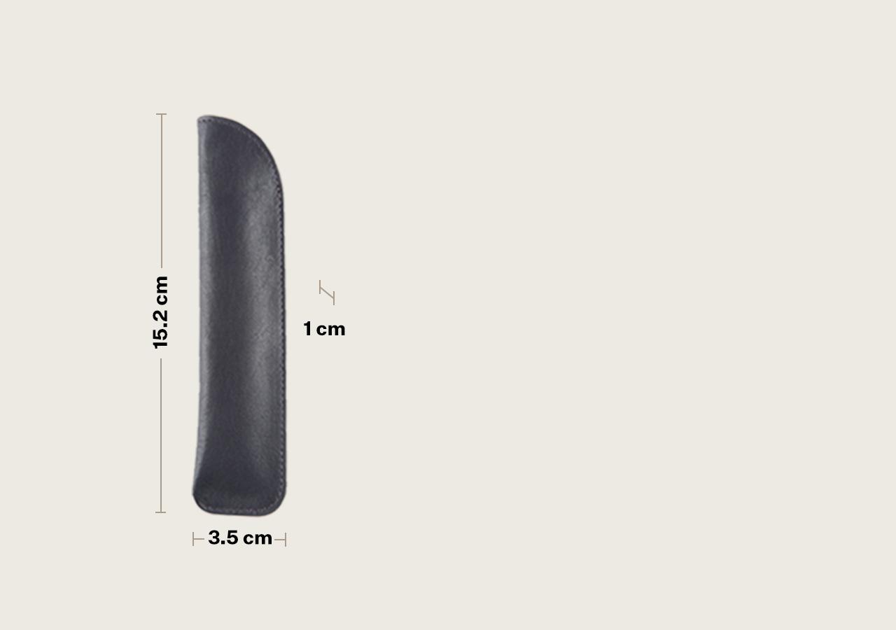 Leather Single Pen Pouch